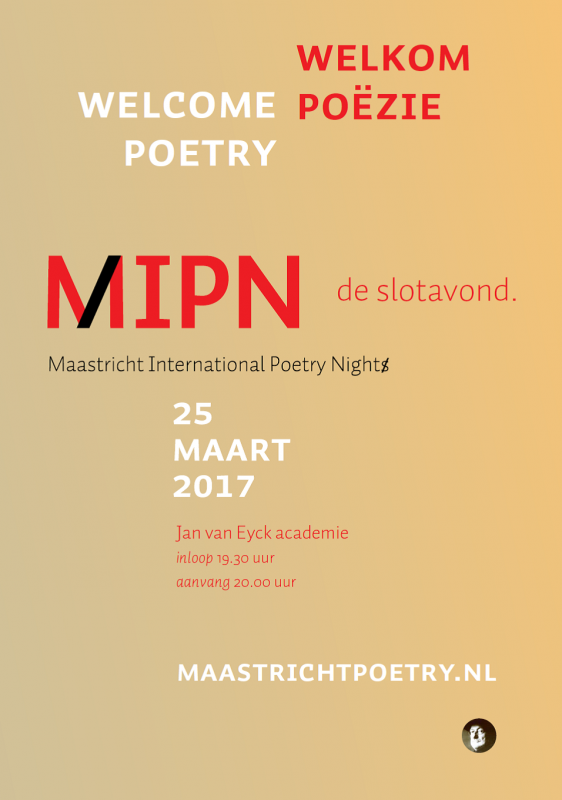 Maastricht International Poetry Nights